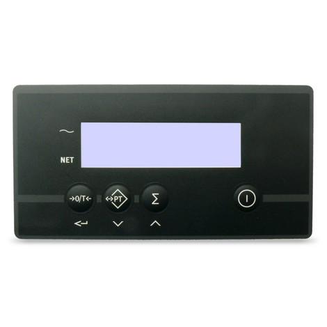Opção - Balança calibrada para porta-paletes com balança Jungheinrich AMW 22p