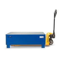 Opsamlingskar Steinbock® til 200-liters tønder, inkl. gitterrist