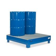 Opvangbak Steinbock® voor 200-liter-vaten, incl. rooster