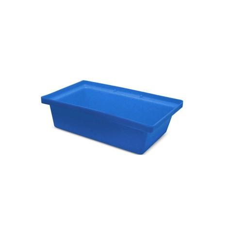 Opvangbak voor kleine verpakkingen van PE