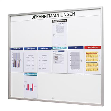 Organisations-Standardtafel ohne Türen