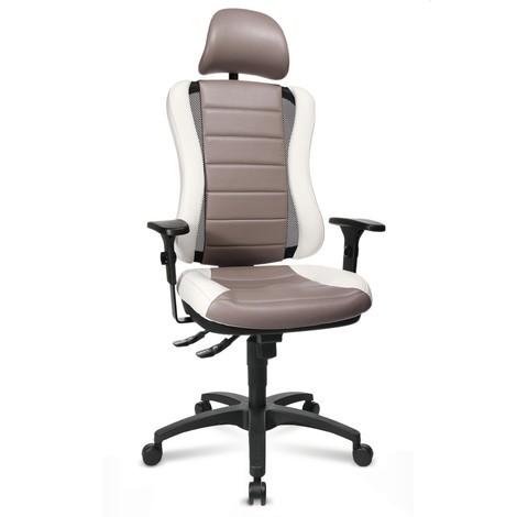 Otočná kancelárska stolička Topstar® Head Point RS