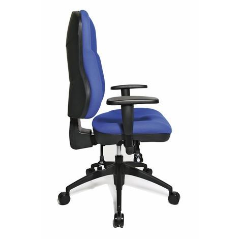 Otočná kancelárska stolička Topstar® Wellpoint 30SY