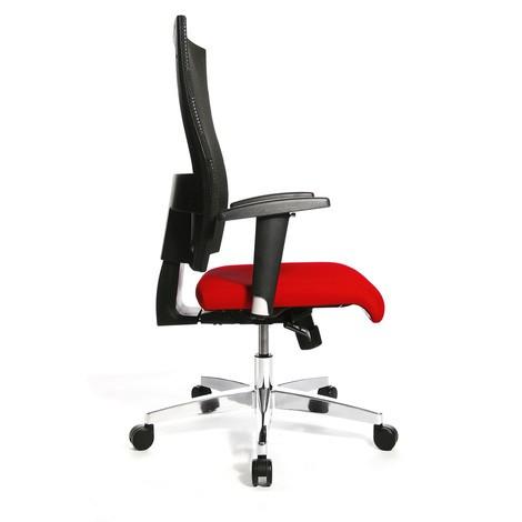 Otočná kancelárska stolička Topstar® X-Pander