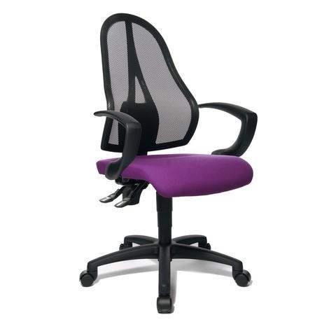 Otočná kancelářská židle Topstar® Open Point P