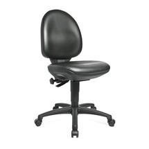 Otočná pracovná stolička Topstar® Tec 50