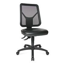 Otočná pracovná stolička Topstar® Tec 80PK