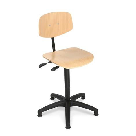 Otočná stolička Easy Buk