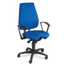 Otočná kancelárska stolička Topstar® Alustar Basic