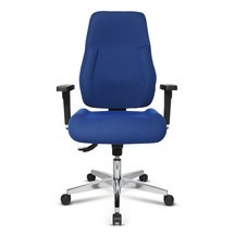 Otočná kancelárska stolička Topstar® P91