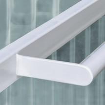 Overkapping, zijwanden van Well-Polycarbonaat, 3 zijden
