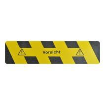 """Oznakowanie m2-Antirutschbelag™ """"Vorsicht (Uwaga)"""""""
