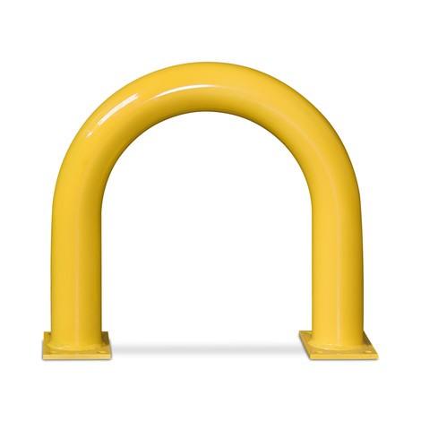 Påkörningsbygel utomhusanvändning, diameter 108 mm