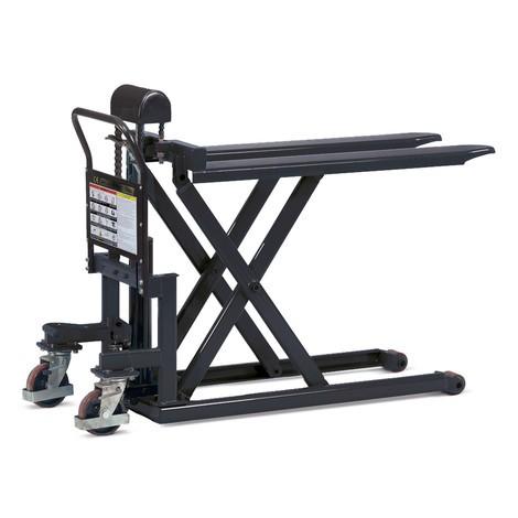 Paletový vozík s nůžkovým mechanismem fetra®