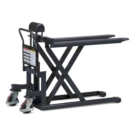 paletový vozík s nůžkovým mechanismem k fetra®