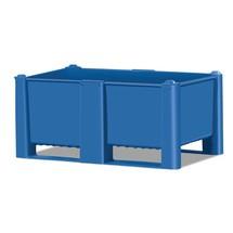 Palettenbox Blue