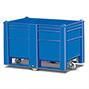 Palettenbox Premium-Qualität. Inhalt bis ca. 652 Liter
