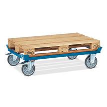 Palettenfahrgestell fetra® niedrig. Tragkraft bis 1200 kg