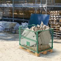 Pallet cage, BASIC