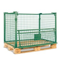 Pallet cage, BASIC