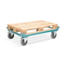 Palletonderwagen Ameise®, met vanghoeken, laadhoogte 280 mm