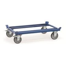 Palletonderwagen fetra® met vanghoeken