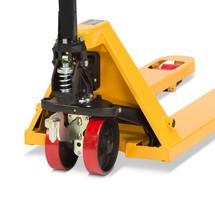 Palletwagentrekhaak voor fetra® palletdolly met lage bodem