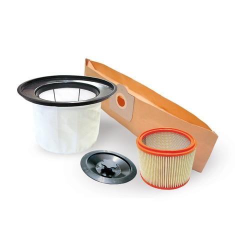 Panier filtrant pour aspirateur industriel Hospital