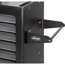 Papierrollenhalter für Werkzeugwagen und Werkbänke VIGOR®