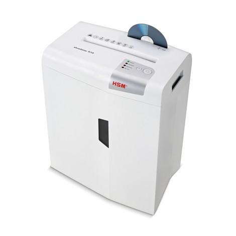 Papiervernietiger HSM shredstar X13