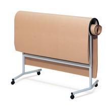 Papierwagen FRANKEN voor presentatieborden
