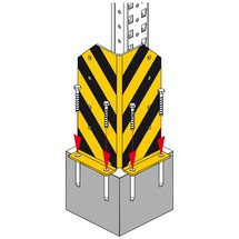 Para-choques para estanteria MULTIPAL®