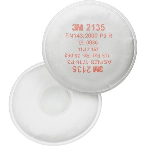 Partikelfilter für 3M Gase und Dämpfe Maske