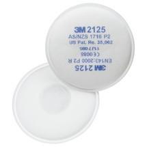Partikelfilter für 3M™-Gase- und Dämpfe-Maske, P2R gegen feste und flüssige Partikel