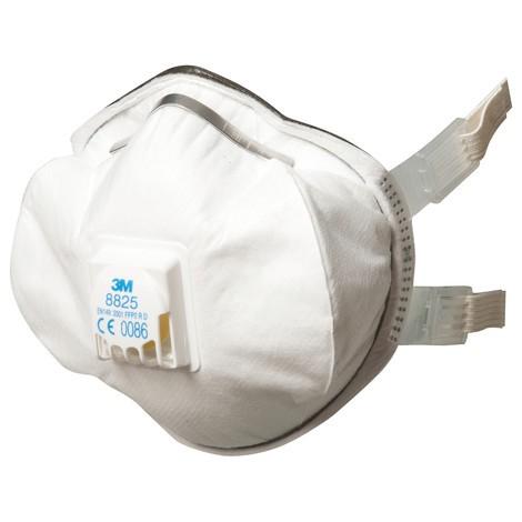 Partikelfiltrierende Halbmasken 3M™ Serie 8000 Premium