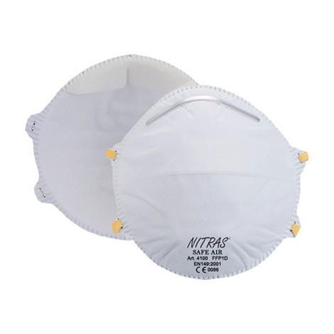 Partikelfiltrierende Halbmasken NITRAS® SAFE AIR