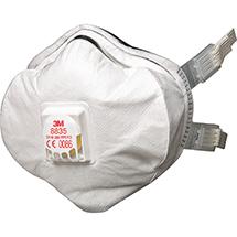 Partikelfiltrierende Halbmasken Premium