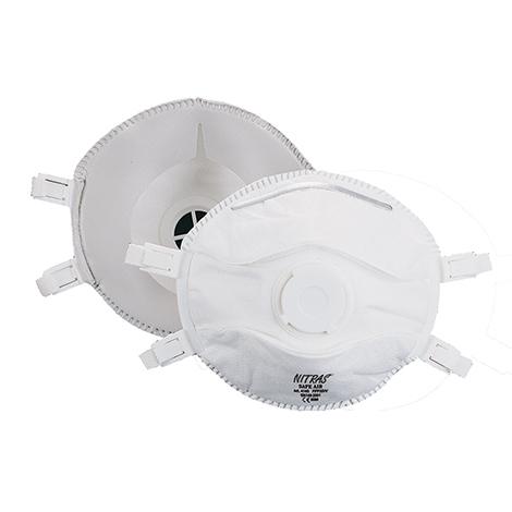 Partikelfiltrierende Halbmasken Safe Air, FFP3