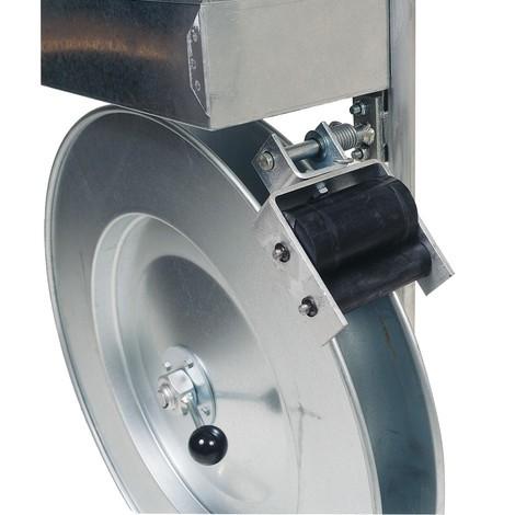 Páskovací sada Komfort na ocelovou vázací pásku