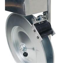 Páskovacia súprava Komfort pre oceľovú viazaciu pásku