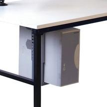 Pc-houder voor paktafels Classic en Multiplex