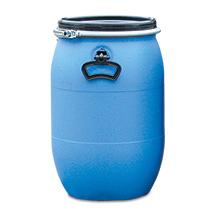 PE-Deckelfässer, 30 - 220 Liter