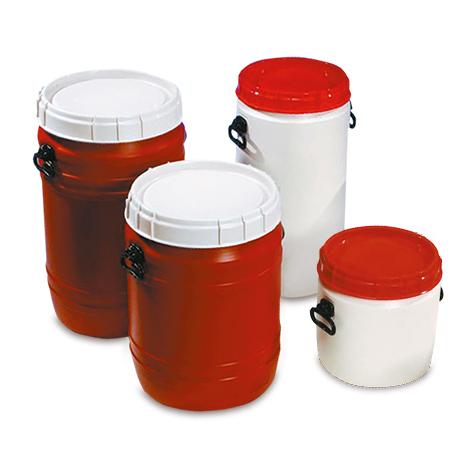 PE-Superweithalsfässer, 17 - 75 Liter