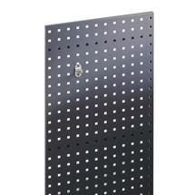 Perfoplaat, hxb 450x500mm