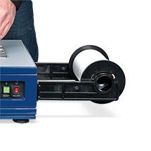 PET Bündelband für Tisch-Umreifungsmaschine BASIC, halbautomatisch