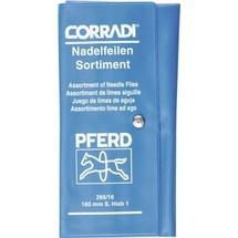 PFERD Nadelfeilensatz CORRADI, 12-tlg.