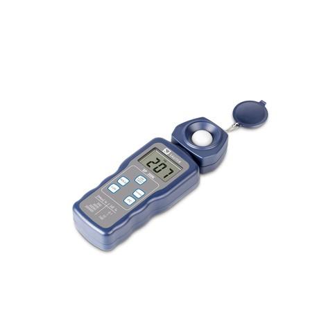 Photomètre pour mesures précises jusqu'à 200,00lux