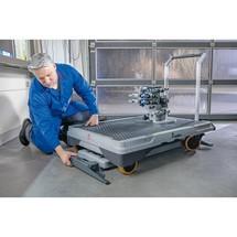 Pied d'appui pour système de chargement et de transport xetto®