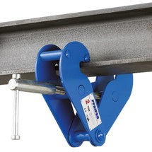 Pince de montage et à poutrelle pour palans à levier et à chaîne PFEIFER