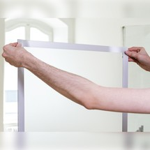 Plakat-Magnetrahmen DURAFRAME®, selbstklebend